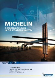 Paris air show - Michelin.co.za