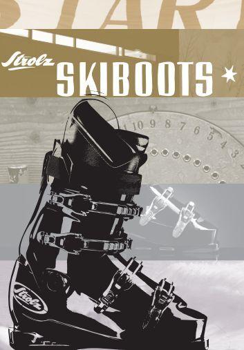Strolz Skiboots