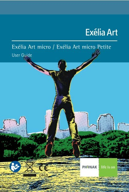 User Manual Exélia Art micro / Exélia Art micro Petite - Phonak