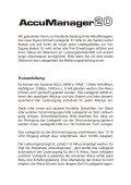 AccuPower AccuManager20 AP2020 Manual - Seite 3