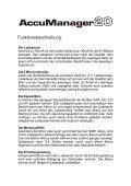 AccuPower AccuManager20 AP2020 Manual - Seite 6