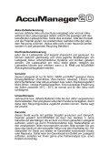 AccuPower AccuManager20 AP2020 Manual - Seite 7