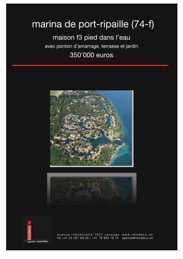 plaquette pdf - IMODECO