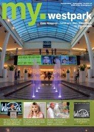 Das Magazin rund um den WestPark in Ingolstadt