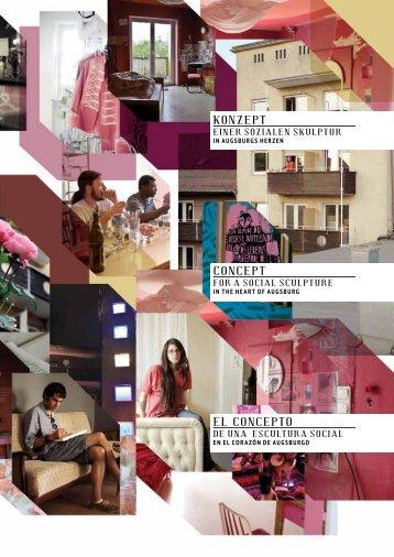 konzept concept el concepto - Grandhotel Cosmopolis