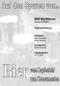 Auf den Spuren von… Bier – Vom Hopfenfeld zum Konsumenten - Seite 2
