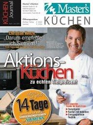 KÜCHEN - Master s Burghausen