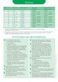 Leistungen und Preise 07/2010 - GDA Gemeinschaft Deutsche ... - Page 2