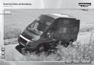 Gesamtpreisliste Januar 2013 - bei Karmann Mobil