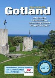 Urlaub auf der Insel - Gotlandsresor