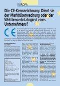 Die CE-Kennzeichnung - Leroy-Somer - Seite 2