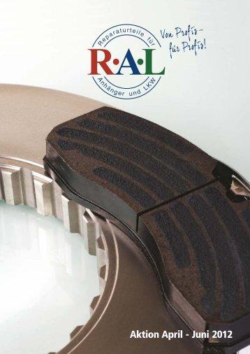 92,50 - RAL Handels GmbH