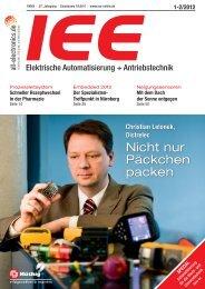 PDF-Ausgabe herunterladen (26.7 MB) - IEE