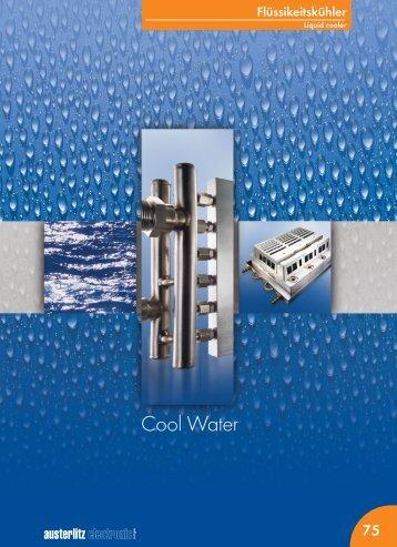 Flüssigkeitskühler– Liquid cooler - Power Smart Systems