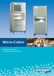 Micro-Cubes