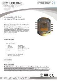S21 LED Chip - Synergy21