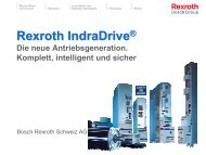 Rexroth IndraDrive®