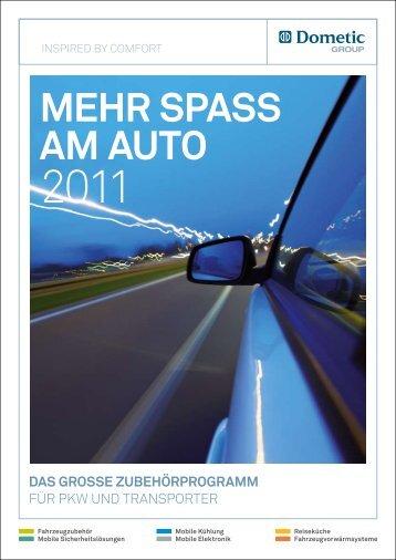 MEhR SpaSS aM auto - Waeco