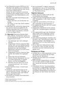 benutzerinformation használati útmutató istruzioni per l'uso ... - Page 3