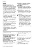 benutzerinformation használati útmutató istruzioni per l'uso ... - Page 4