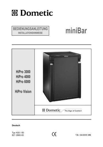 miniBar - Electrolux-ui.com