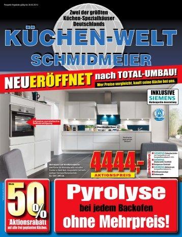 Www Kuechenwelt Schmidmeier De Magazine