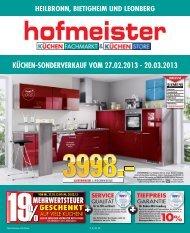 Download - Hofmeister Küchen-Fachmarkt