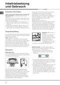 Gebrauchsanleitungen - Page 4