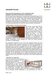 Download Artikel [PDF, 221 KB] - Warendorf Küchen