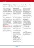 ELEKTRON. Technik, die überzeugt. Kühlkörper ... - Elektron AG - Seite 4