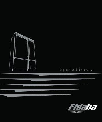 Applied Luxury - Fhiaba