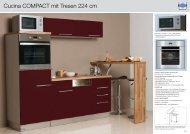 Prospekt Singleküchen als PDF inkl. Technischer ... - Mebasa