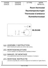 tb0033-0_montage instructie thermostaat 0629048_gb_de_fr_nl