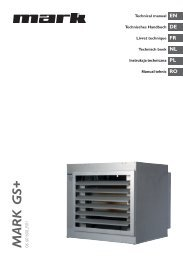 Opmaak 1 - Air Heaters
