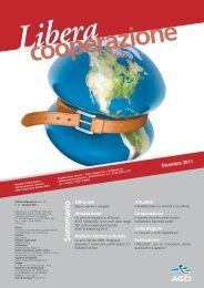 liberra coop. dicembre.pdf - Associazione Generale Cooperative ...