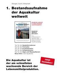 Aquakultur Jahrbuch 2010/2011