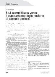 verso il superamento della nozione di capitale sociale? - INSIGNUM