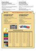 Weitere Informationen finden Sie in dem Bodenmarkierungsbänder ... - Seite 6