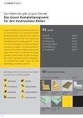 Katalog Innenausbau Boden - Cassens - Page 2
