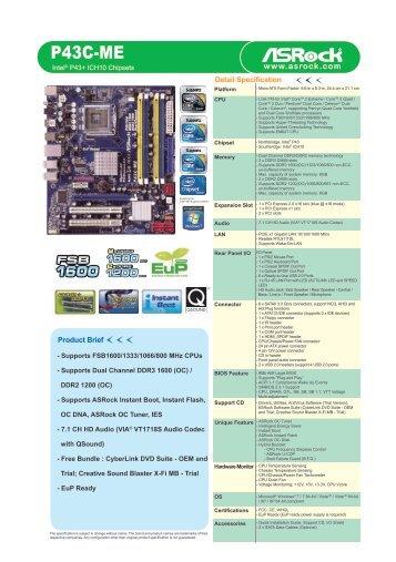 Asrock M3A UCC VIA HD Audio Driver Download