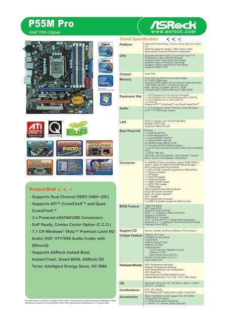 ASROCK P55M PRO VIA HD AUDIO DRIVER