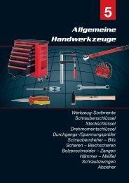 Allgemeine Handwerkzeuge - SWS Schweißtechnik und Werkzeug ...
