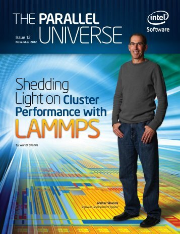 The Parallel Universe — Issue 12 - Intel® Developer Zone