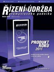 Stáhněte si č. 23 v PDF - ČSPÚ - Česká společnost pro údržbu