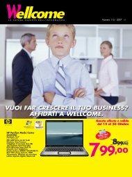VUOI FAR CRESCERE IL TUO BUSINESS? AFFIDATI A ... - Wellcome