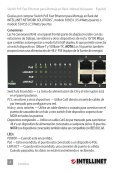 Intellinet Fast Ethernet Rackmount PoE Switch User Manual ... - Use-IP - Page 4
