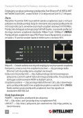 Intellinet Fast Ethernet Rackmount PoE Switch User Manual ... - Use-IP - Page 6