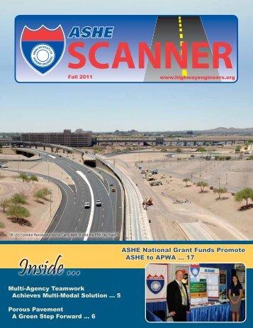 Inside ... - American Society of Highway Engineers