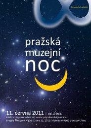 Odkaz - Pražská muzejní noc