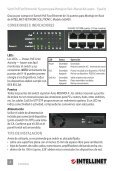Intellinet 16-Port Fast Ethernet Rackmount PoE Switch ... - Use-IP - Page 4